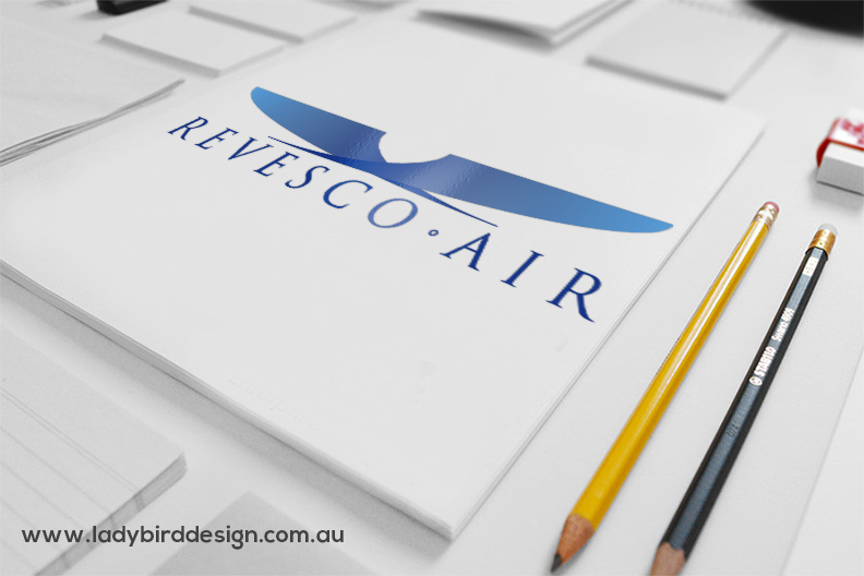 Logo branding graphic design aviation motor corporate