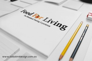 Logo branding graphic design perth food health fitness