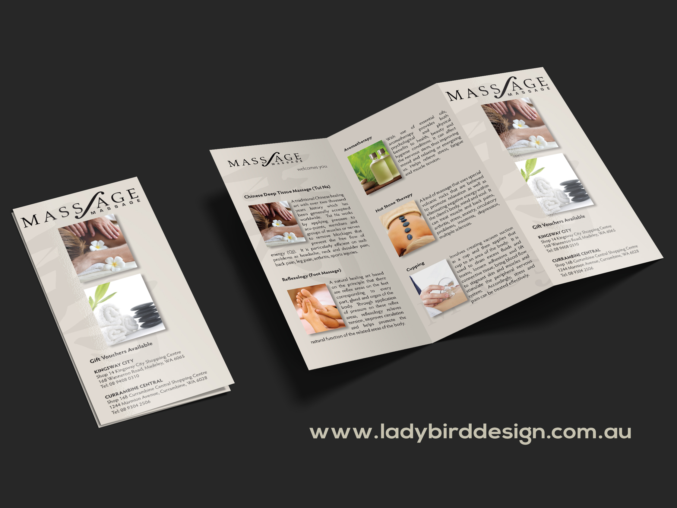 Mage-Therapist-medical-brochure-graphic-design-perth Online Form Builder Business on