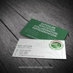 Gloss Finish Business Cards - Wanneroo Business Association