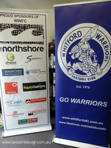 Banners Joondalup
