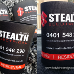 Stubby Holders Electrician Tradie Perth Joondalup