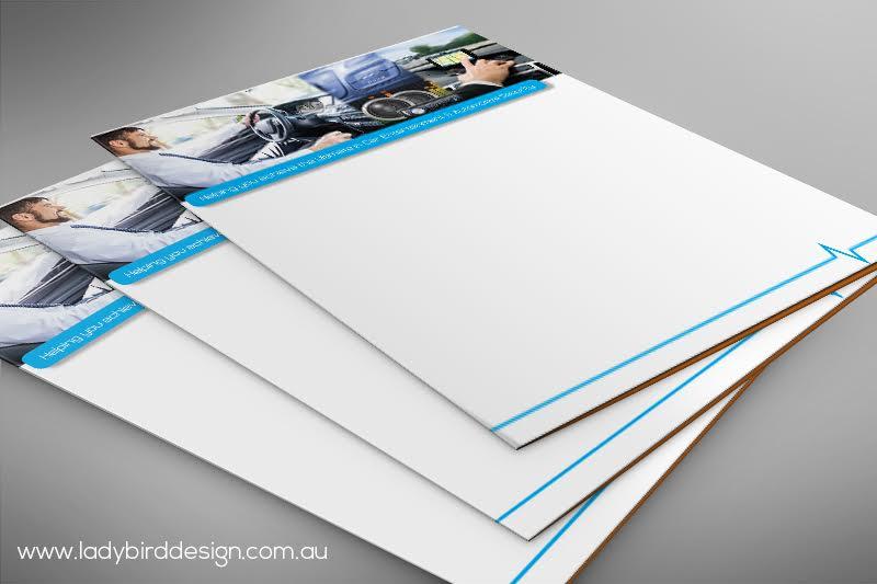 Presentation Folders Gloss