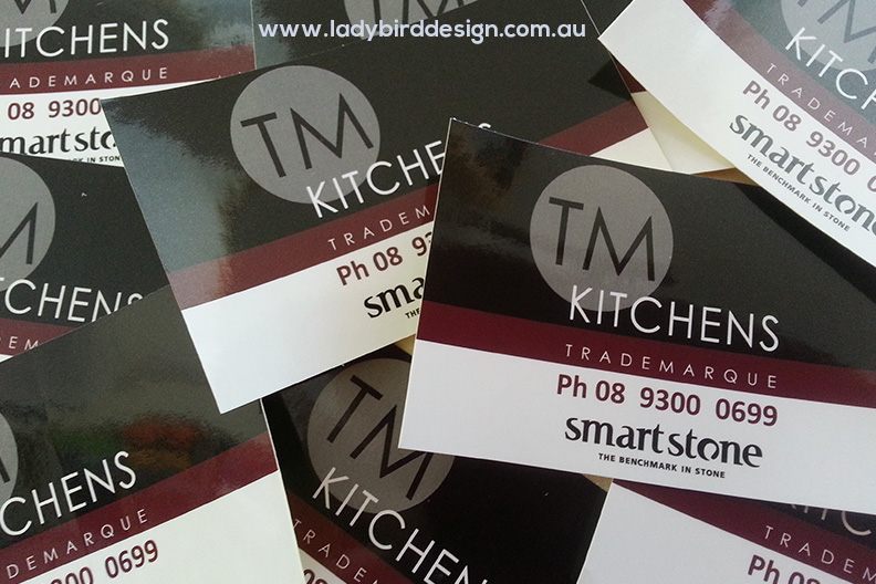 stickers labels kitchen renovation homes joondalup perth