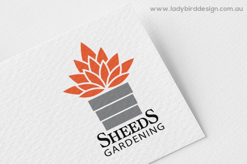 Logo perth joondalup gardener landscaping horticulture