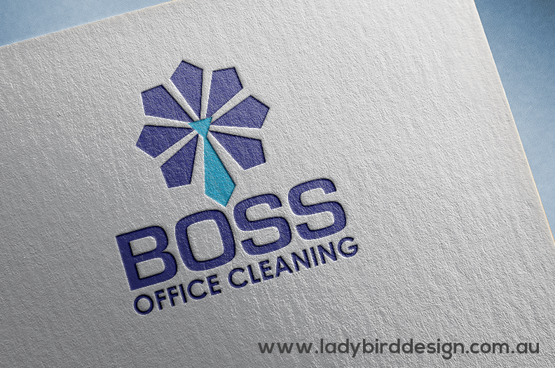 logo design perth joondalup cleaner professional
