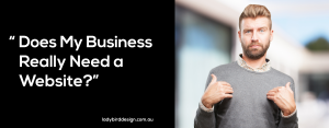 Does my business need a website?