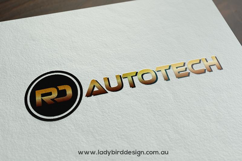 Logo branding mechanic tradie diesel car perth