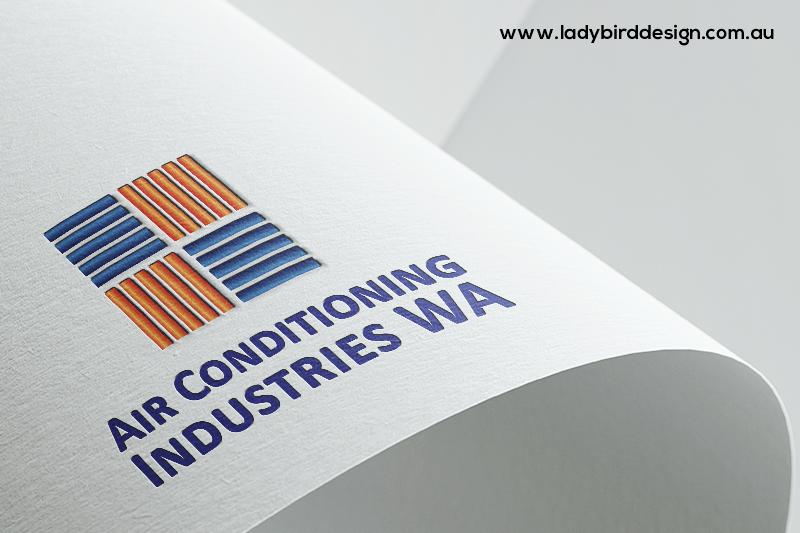brand icon logo air conditioning perth