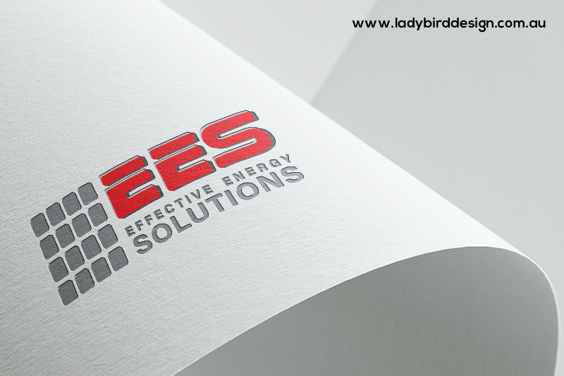 logo electrician tradie small business perth EES