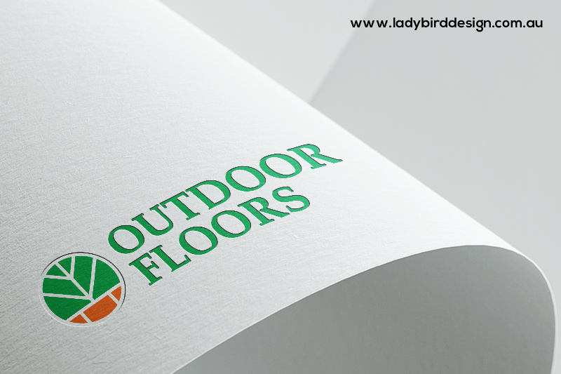 logo landscape tiler bricklayer gardener perth