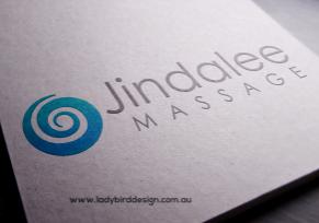 logo massage health wellness physio perth graphic design
